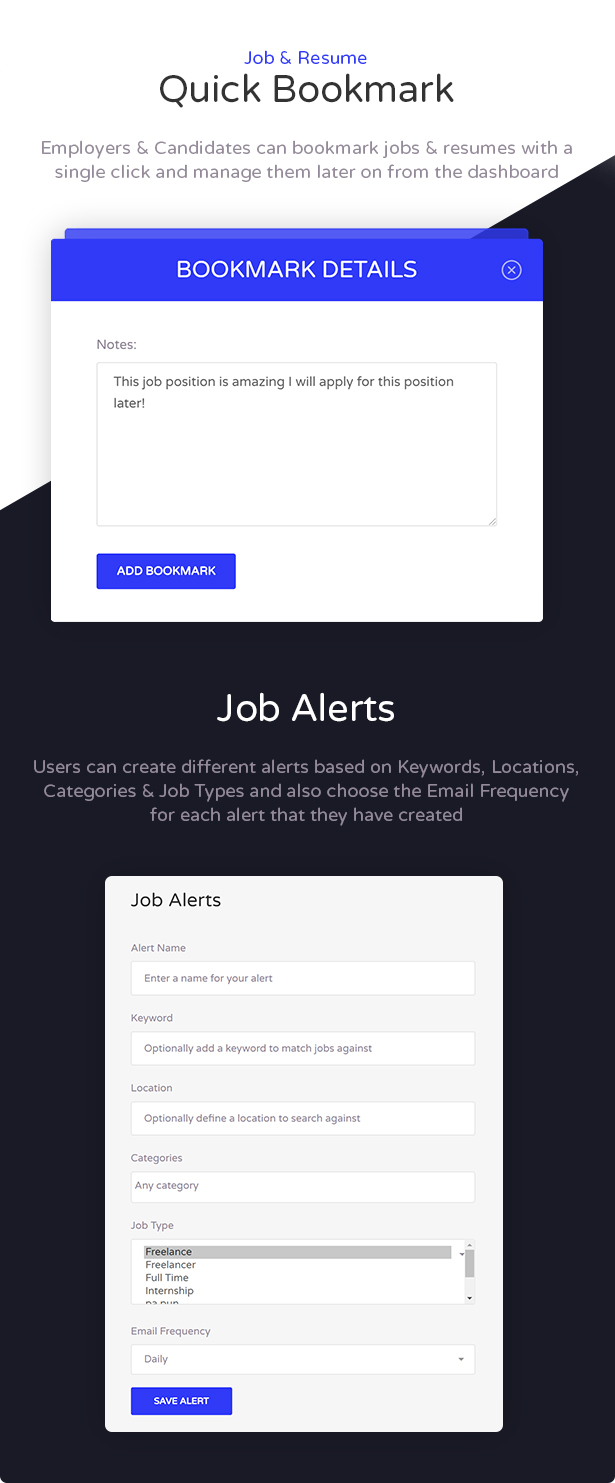 Cariera - Thème WordPress Job Board - 7