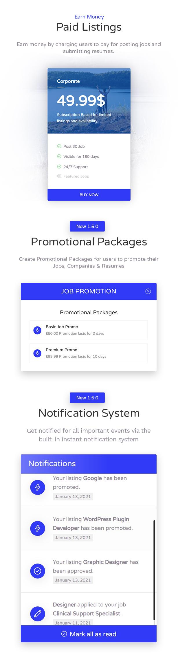 Cariera - Job Board WordPress Theme - 11