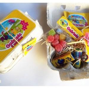 kit caixa de ovo – Galinha Pintadinha Amarelo