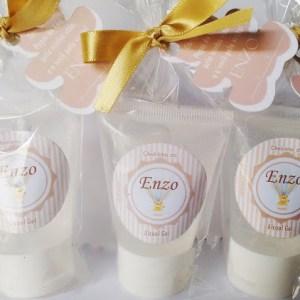 Alcool Gel Lembrancinha de Maternidade (30 unidades)