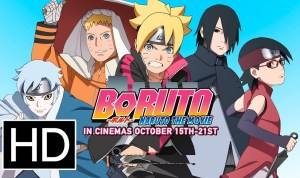streaming anime Boruto the movie sub indo