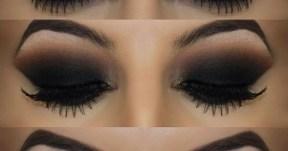 seductive-black-smokey-eye-for-brown-eyes