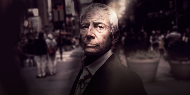 A photo of Robert Durst - main character in true crime series from HBO: The Jinx