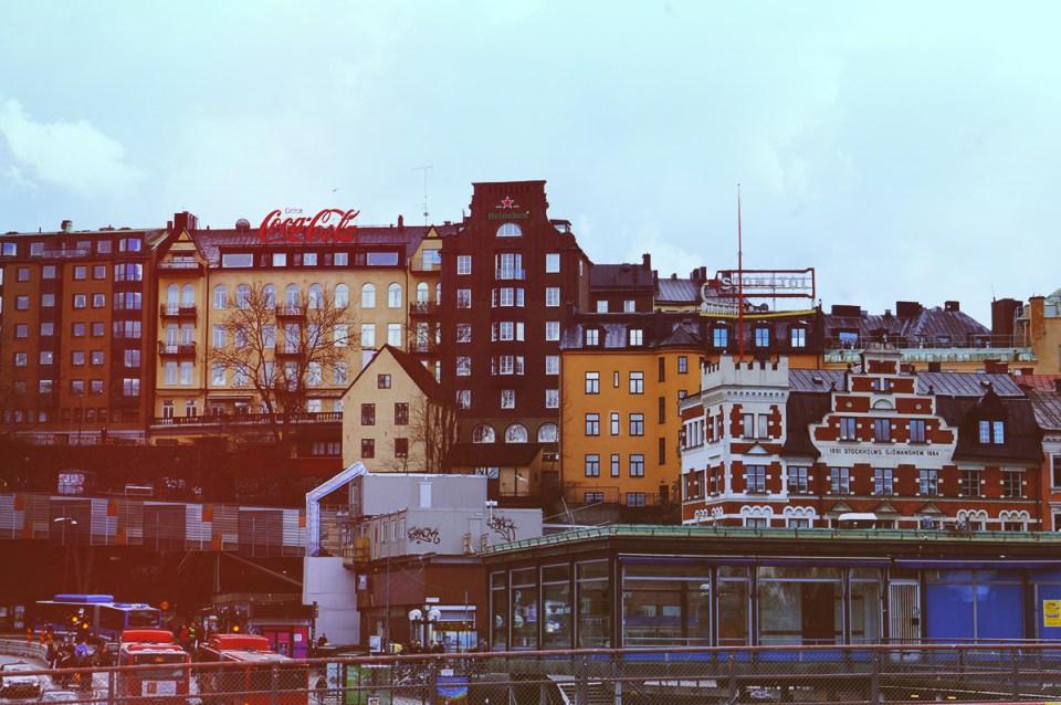 Kaia i Stockholm. Carina Behrens - carinabehrens.com