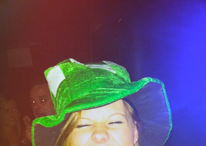 Carina i Dublin, St. Patrick's Day - Carina Behrens, carinabehrens.com