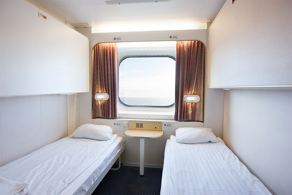 DFDS Seaways - Carina Behrens, carinabehrens.com
