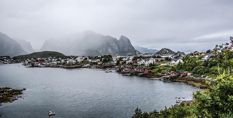 Norsk sommerferie - Carina Behrens, carinabehrens.com