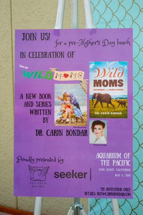 Dr. Carin Bondar Wild Moms