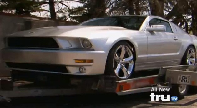1 of 45 Iacocca Mustang coupes shows up on  Hardcore Pawn