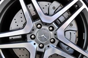 2012 Mercedes-Benz S63 AMG (5/6)