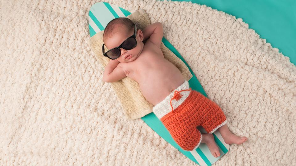 Summer safety fro babies