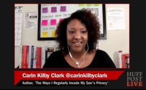 Carin Kilby Clark on HuffPost Live