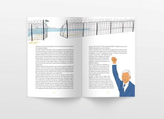 Andrea Melis libro Feltrinelli design di Carin Marzaro