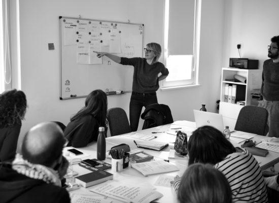 Carin Marzaro workshop Che Caratterino, il temperamento dei caratteri tipografici