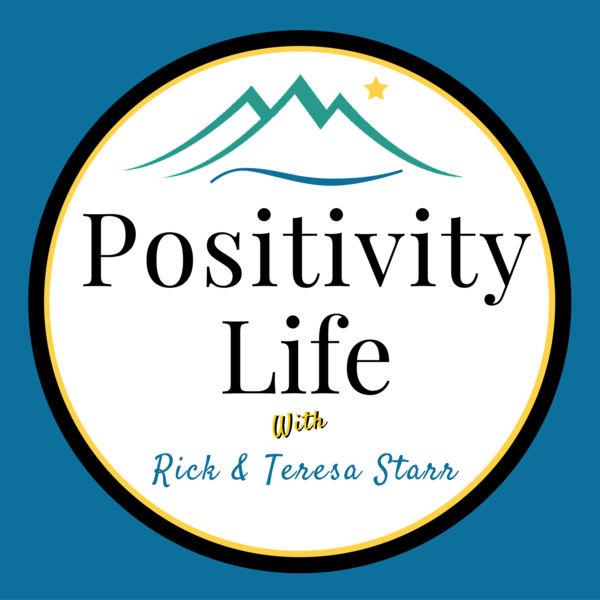 Carin on Positivity Life Podcast