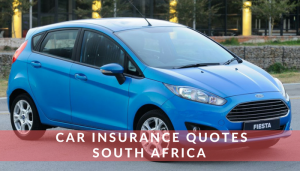 Car Insurance Quotes South Africa