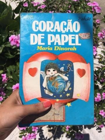 Coraçao de papel - Maria Dinorah