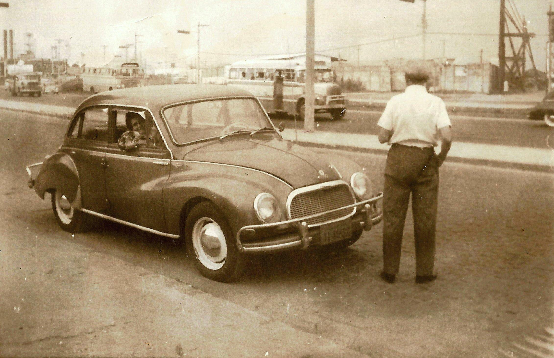 1962 Abel e DKW Av Brasil