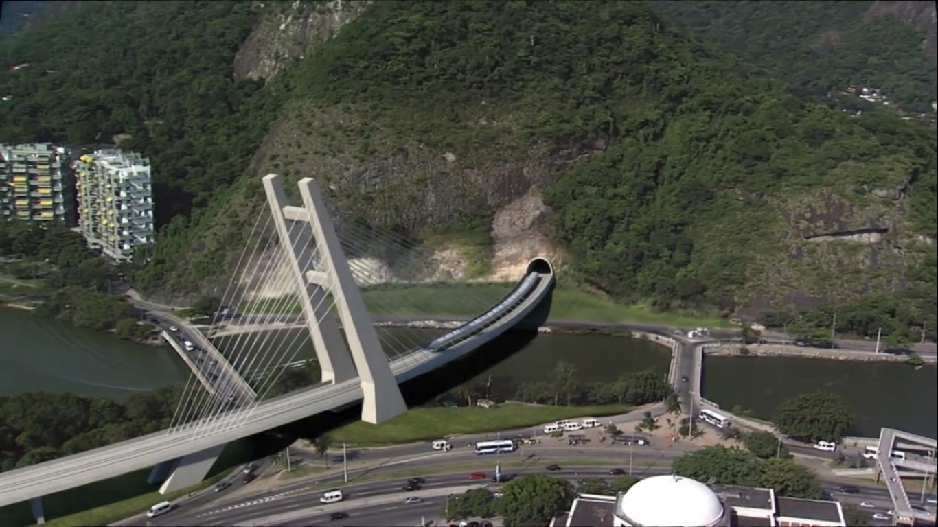 Rio S Bridges