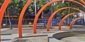 Esculturas valorizam história de Campo Grande