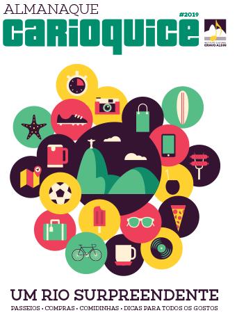 Almanaque Carioquice 2ª Edição - 2019