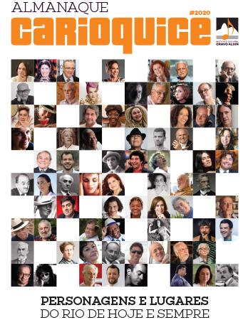 Almanaque Carioquice 3ª Edição - 2020