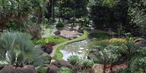 Éden tropical
