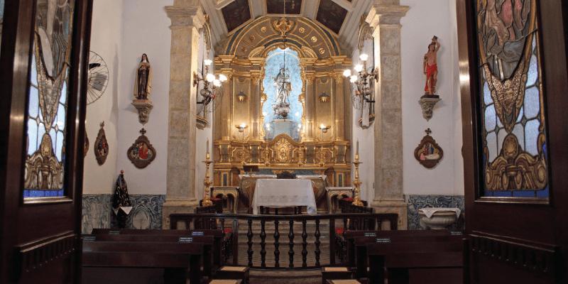 Casa para rezar
