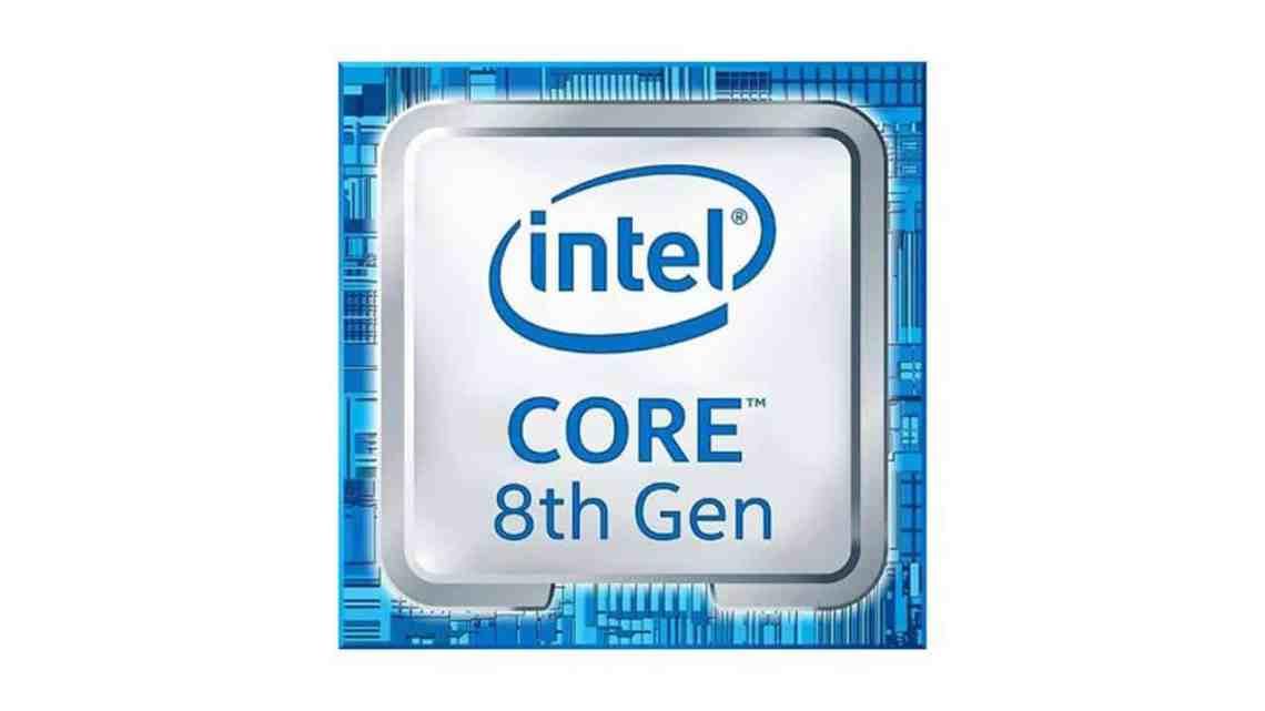 intel 8th gen logo