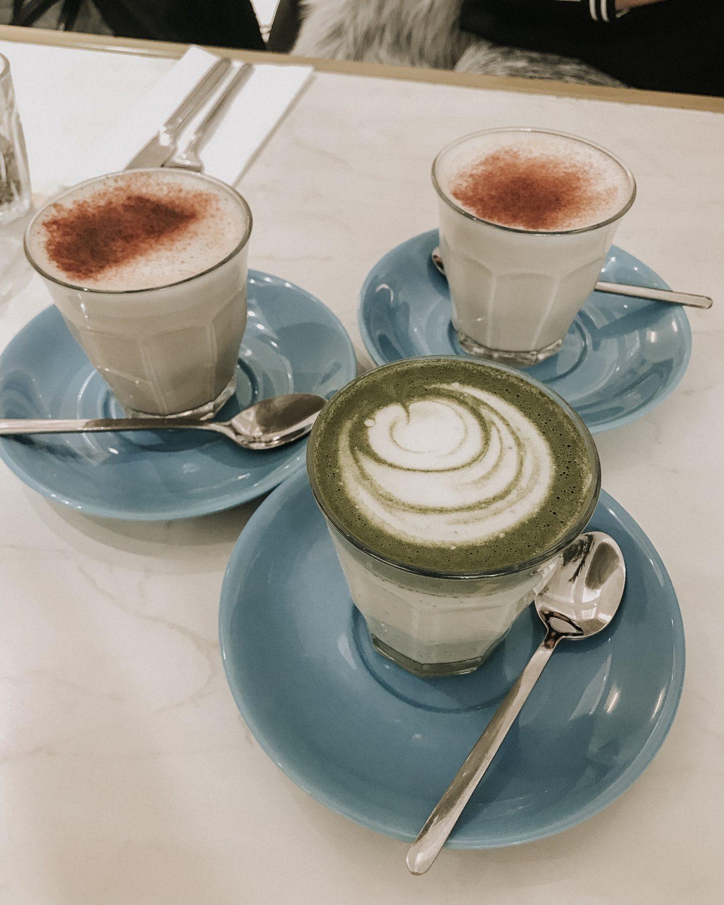 little green london cafe