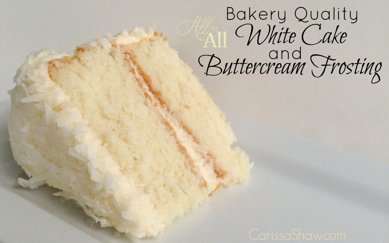 icing for wedding cake recipe a bakery quality white cake with buttercream 16270