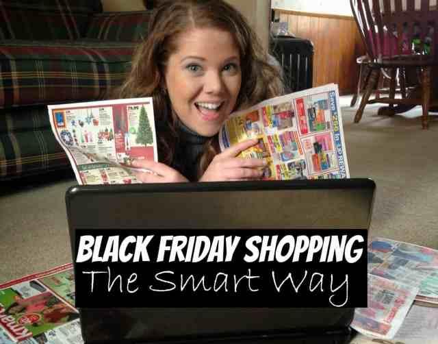 Black Friday Shopping the Right Way