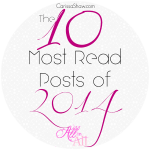 Most Read Posts of 2014