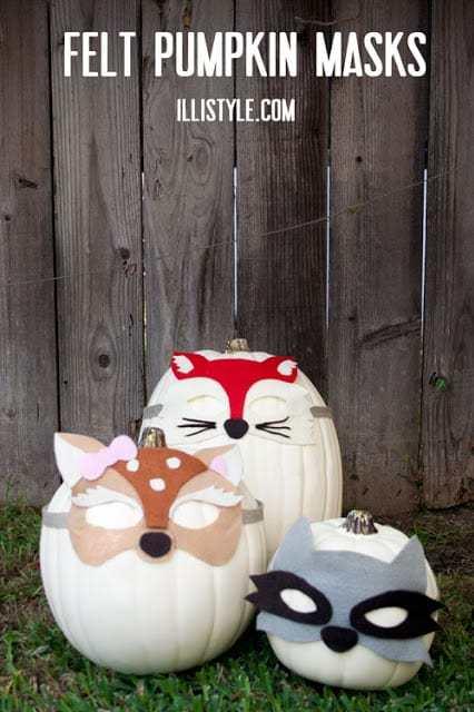 http://www.illistyle.com/crafts/halloween-felt-animal-masks/