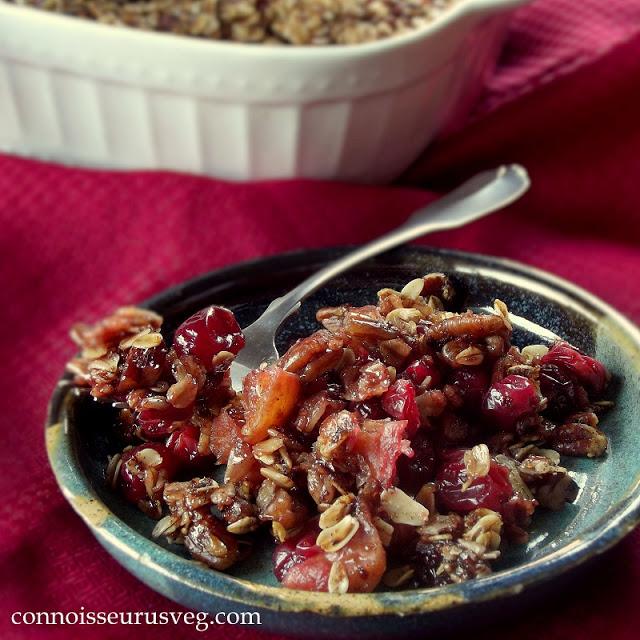 http://www.connoisseurusveg.com/2013/11/granola-topped-cranberry-orange-casserole.html