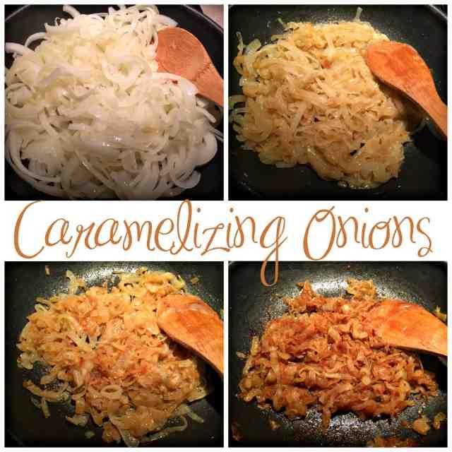 Caramelizing-Onions