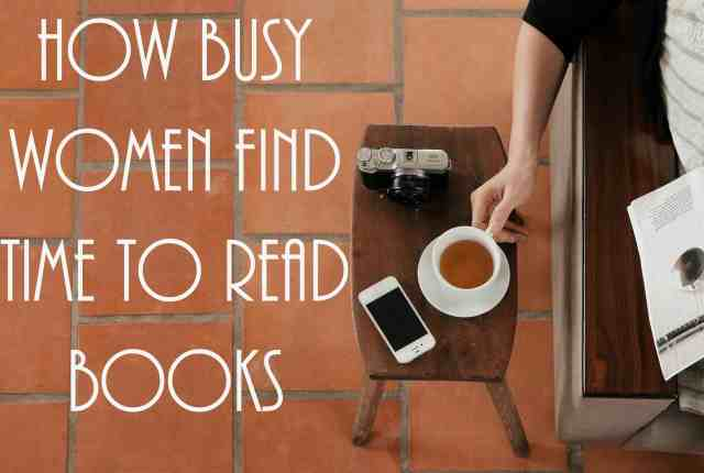 How-Busy-Women-Find-Time-To-Read-Books-3