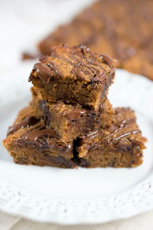 Paleo-Banana-Coconut-Blondies-4