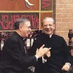 St. Josemaria with del Portillo