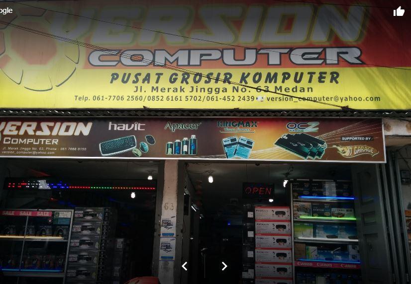 9 Toko Komputer di Medan