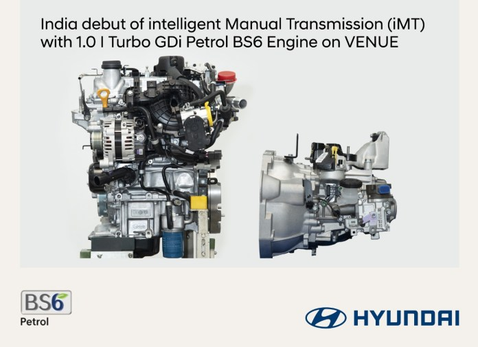 Hyundai Venue Engine and Specifications