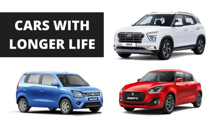 CARS WITH LONGER LIFE