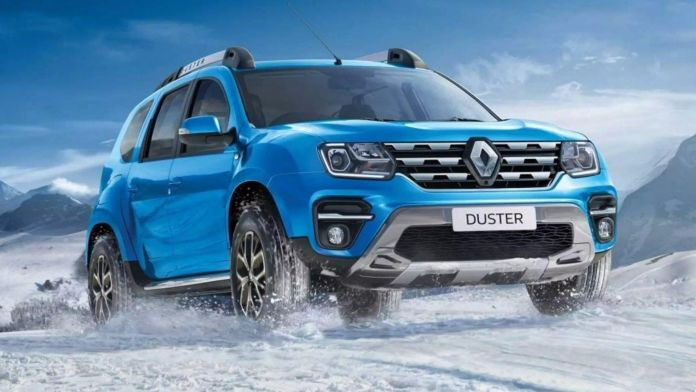 renault duster car offers