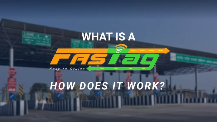 What is Fastag - how does it work