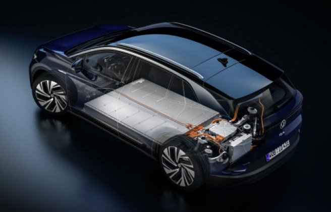 The MEB-Small platform is an affordable platform for next-generation electric vehicles from Volkswagen
