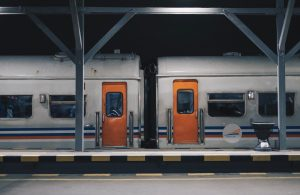Transportasi Umum Dari Stasiun Lempuyangan