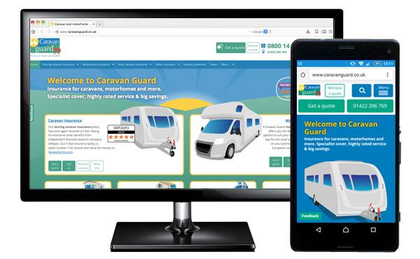 caravanguard.co.uk (for desktop, tablet and mobile)