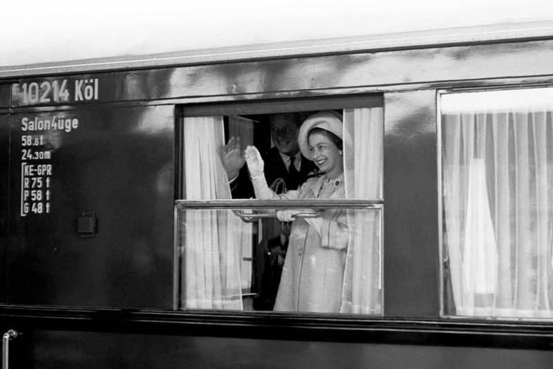 Vor 50 Jahren War Queen Elizabeth Ii In Gutersloh Zu Gast Stadtmagazin Fur Gutersloh
