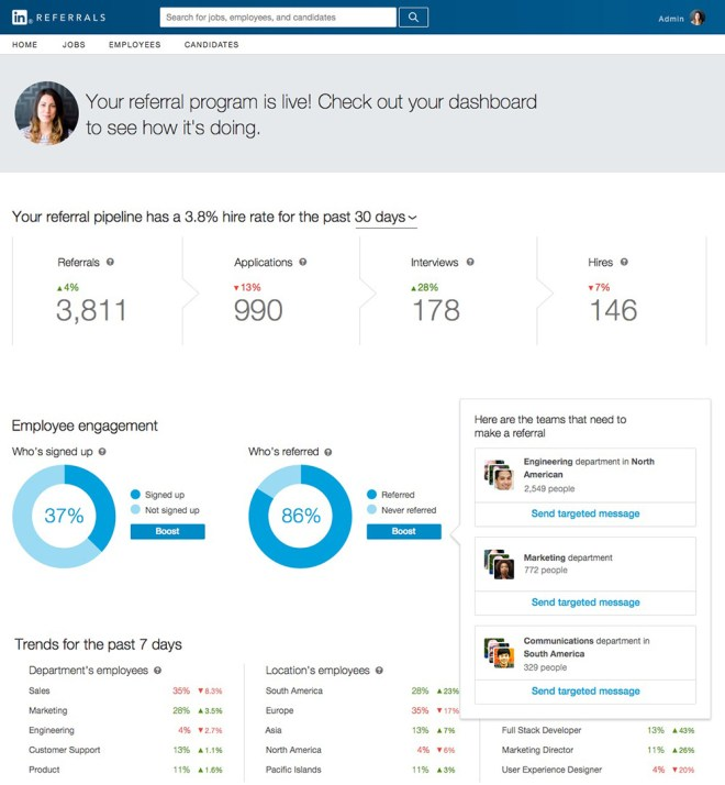 LinkedIn-Referrals-Dashboard