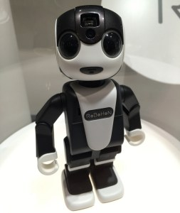 robot-Robohon-sharp